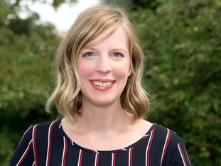 Even voorstellen:  Sarah van der Werf