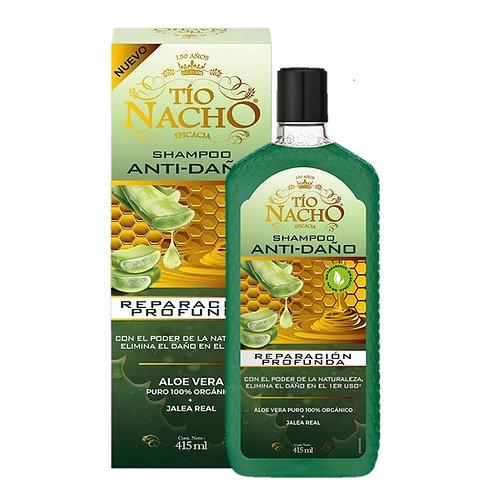 TIO NACHO shampoo aloe vera x 415 ml