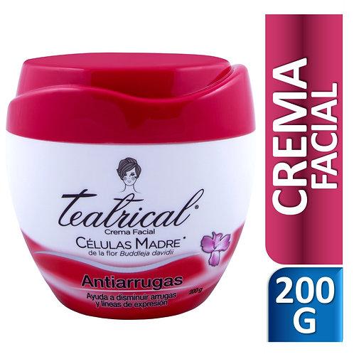 TEATRICAL Antiarrugas crema x 200 g