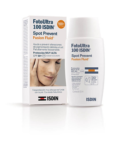 Isdin foto ultra spot prevent spf99 50ml