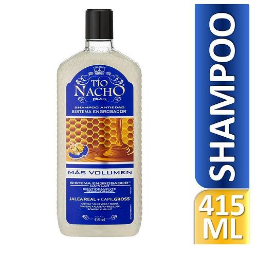 TIO NACHO shampoo engrosador x 415ml