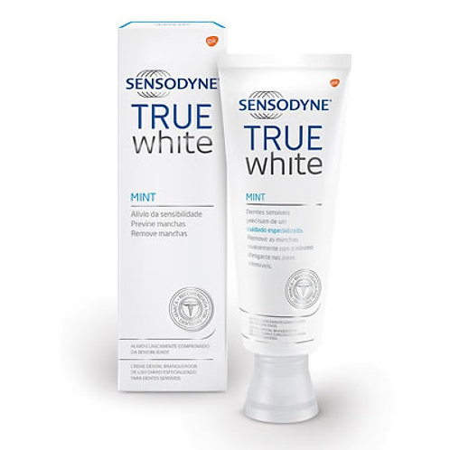 SENSODYNE TRUE WHITE Crema dental x 100 g