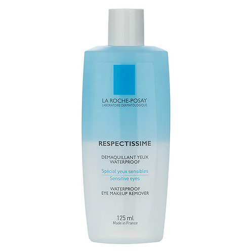 Respectissime Desmaquillante WaterProof La Roche-Posay 125ml
