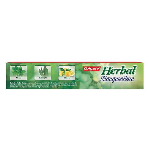 Colgate Crema dental herbal blanqueadora x90grs