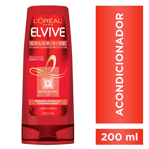 Acondicionador Color Vive x 200 ml.