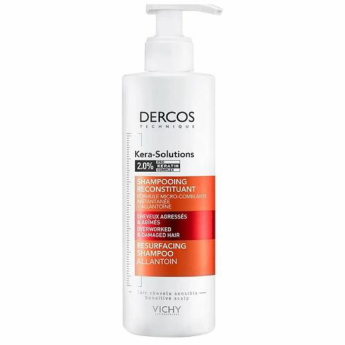 DERCOS Kera Solution Shampoo Rejuvenecedor 250ml