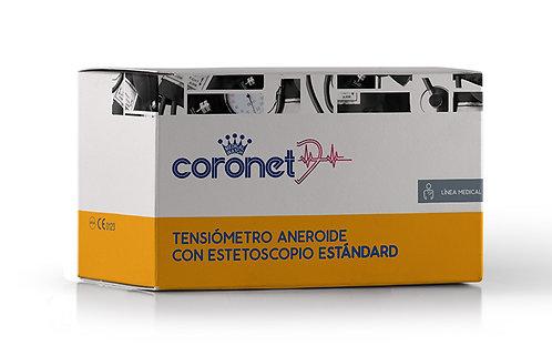 Coronet Tensiometro con estetoscopio