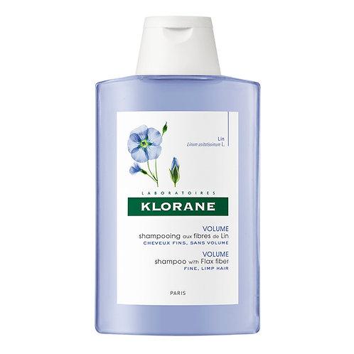 Klorane Shampoo a las Fibras de Lino 200 ML
