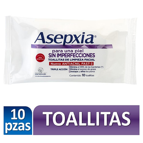 ASEPXIAToallitas x 10