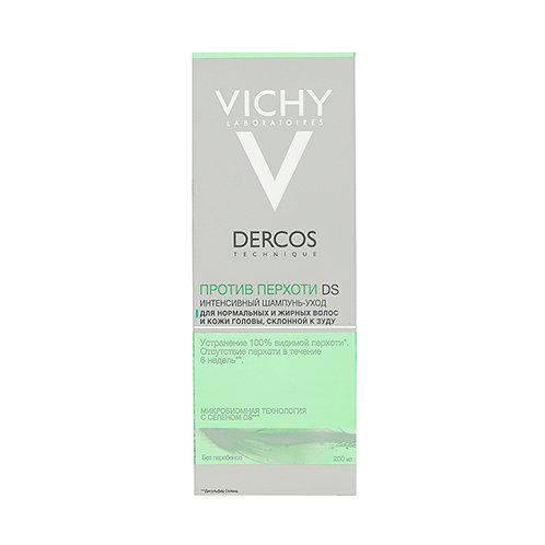 Shampoo anticaspa para el cabello normal a graso 200ml