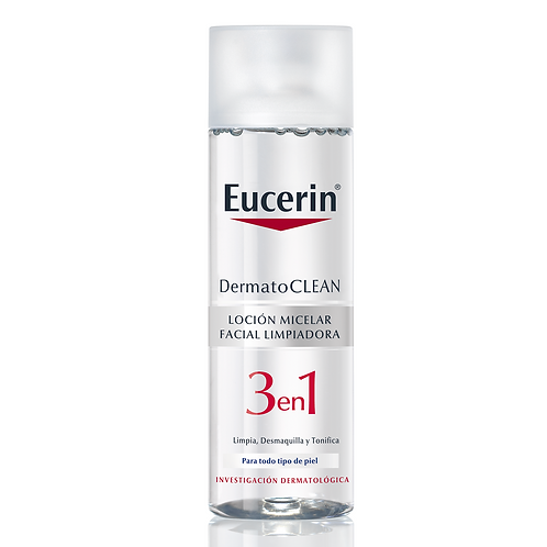 Eucerin – D clean 3en1 x 200 ml