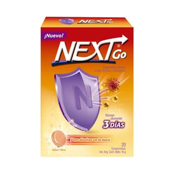 NEXT GOComp. x 20