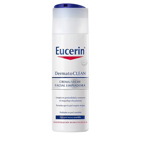 Eucerin – D clean leche x 200 ml