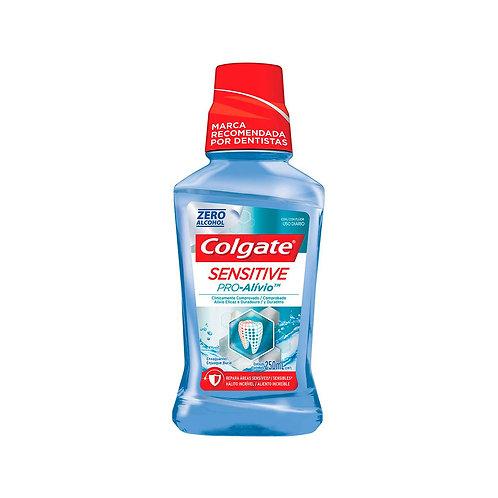 Colgate Enjuague bucal pro alivio x 250 ml