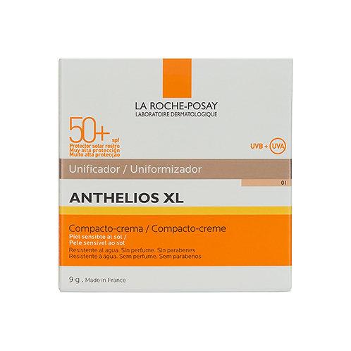 Anthelios Compacto Tono 1 (claro) FPS 50+ La Roche-Posay 9gr