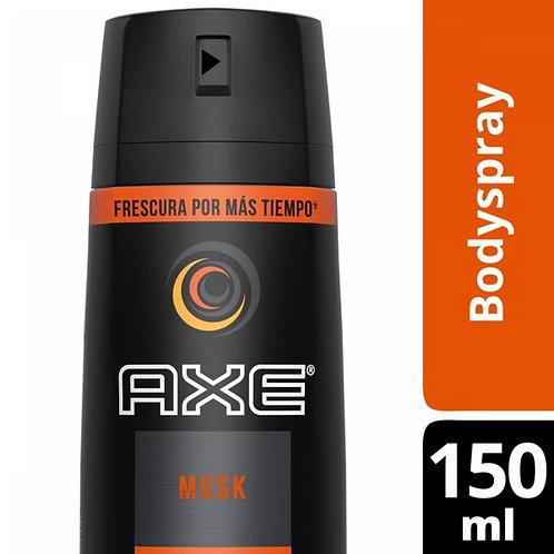 AXE DESODORANTE AEROSOL BS MUSK X97G/150ML