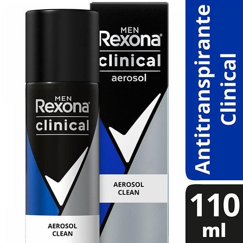 REXONA M CLIN DESODORANTE AEROSOL CLEAN X67G/110ML