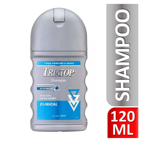 TRIATOP shampoo clinical x 120 ml