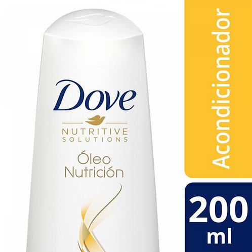 DOVE ACONDICIONADOR OLEO NUTRICION X200ML