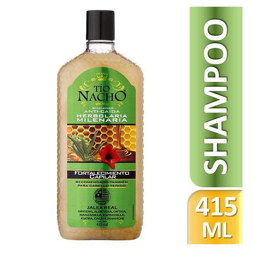 TIO NACHO shampoo herbolaria milenaria