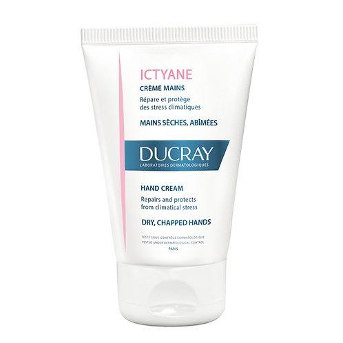 Ducray Ictyane crema manos 50ml