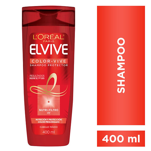 Shampoo Color Vive x 400 ml.
