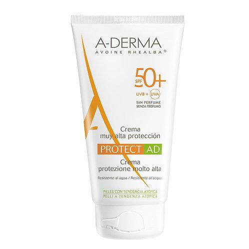 ADERMA PROTECT AD PROTECTOR SOLAR SPF 50+-Pieles Atopicas 150ml