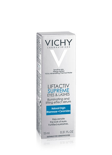 Liftactiv Supreme Serum Eyes & Lashes Efecto Lifting X 15 Ml