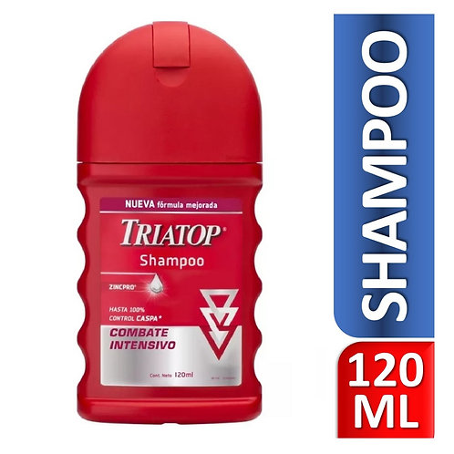TRIATOP shampoo contra caspa x120 ml