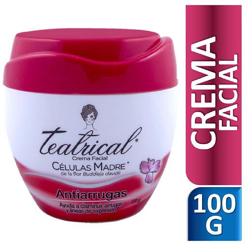 TEATRICAL Antiarrugas crema x 100 g
