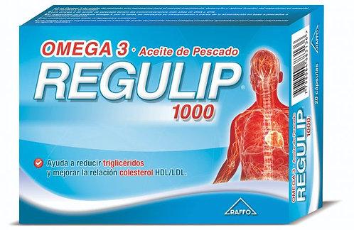 REGULIP 1000 1 G Caps. X 20