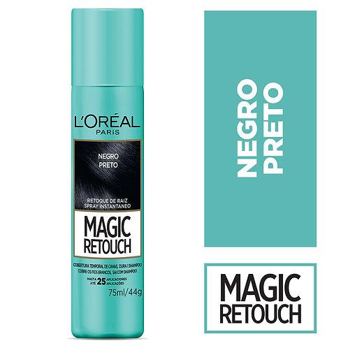 Spray Retoca Raices Instantaneo Negro