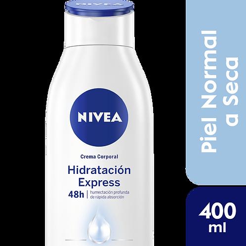 Nivea Body Hidrataci�n Express - Piel Normal a Seca x 400ml.