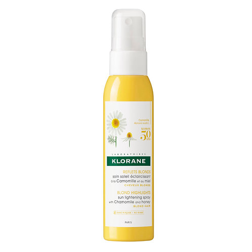 Klorane Spray Sin Enjuague de Camomila 125 ML