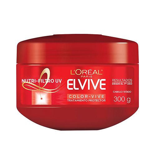 Elvive Crema Tratamiento Color Vive x 300 grs.