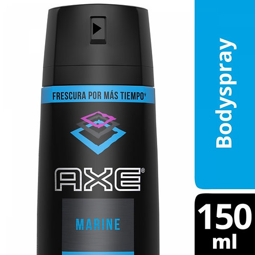 AXE DESODORANTE AEROSOL BS MARINE X97G/150ML