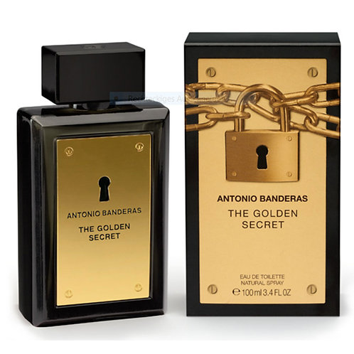 Golden secret edt x 200 ml