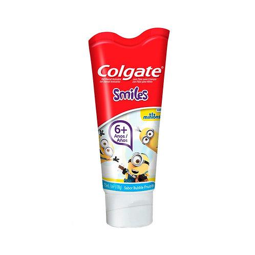 Colgate Crema dental smile minions +6 a?os 75ml