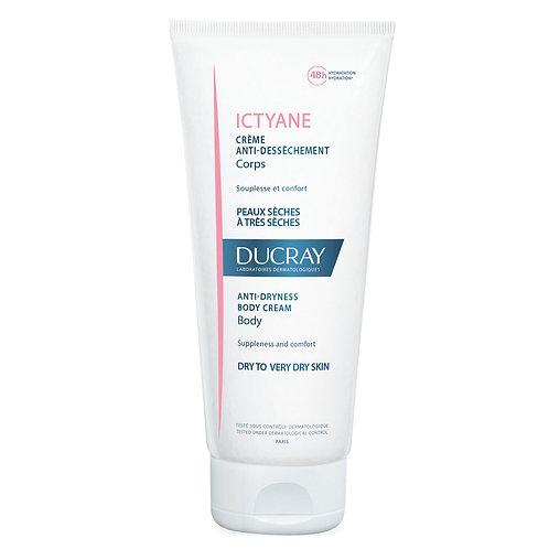 Ducray Ictyane crema rostro y cuerpo 200ml