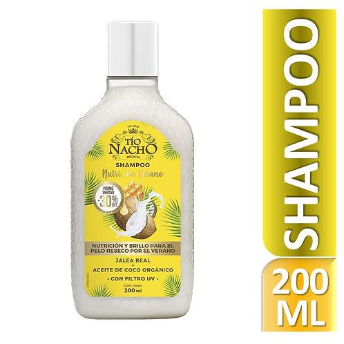 TIO NACHO Promo shampoo nutricion 30%off