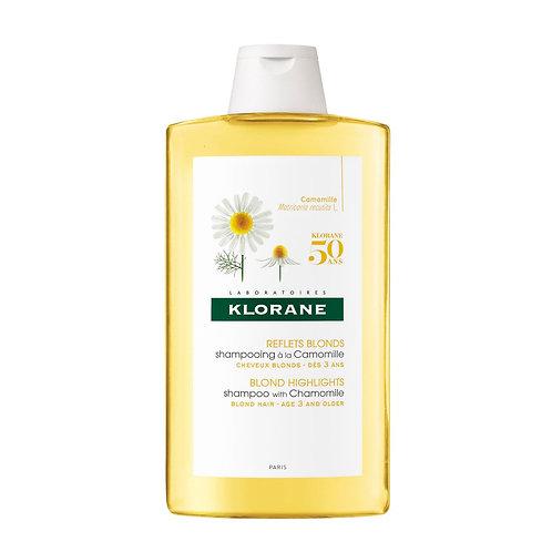 Klorane Shampoo Camomila 400 ML