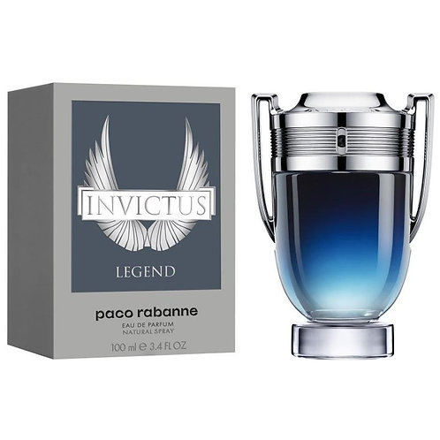 Invictus Legend Edp x 100ml - Paco Rabanne