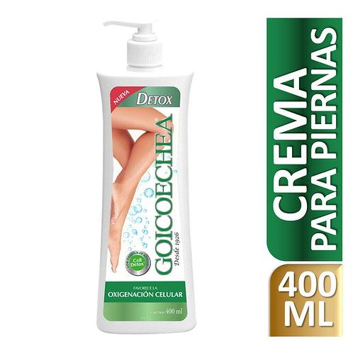 GOICOECHEA Detox crema x 400 ml