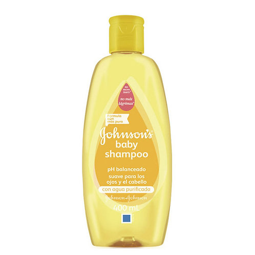 Johnson Shampoo amarillo clasico x 400ml