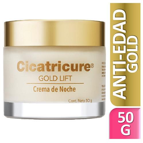 CICATRICURE Gold Lift Noche crema x 50 g