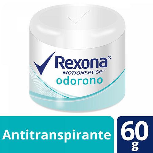 REXONA DESODORANTE CREMA ANTI TRANSPIRANTE ODORONO POTE X60G