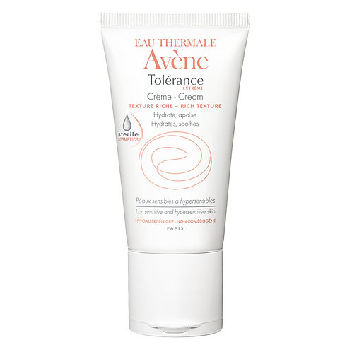 Avene Tolerance Extreme DEFI Crema Piel Hipersensible 50ml