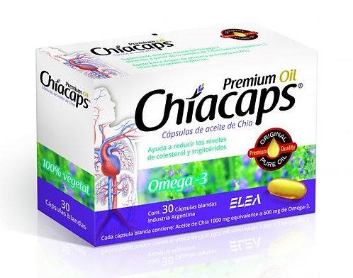 CHIACAPS PREMIUM Caps. x 30