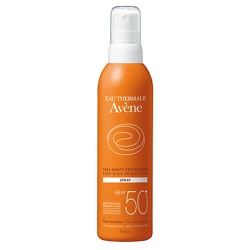 Avene Protector Solar Spray SFP 50 200ml