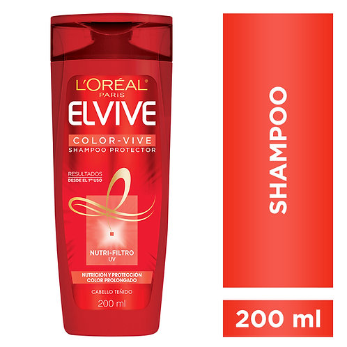 Shampoo Color Vive x 200 ml.